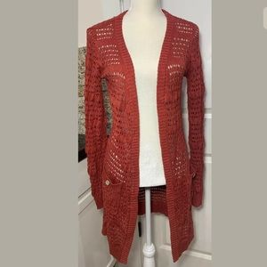 Matilda Jane Henna Secret Fields Cardigan Crochet